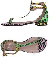 Moschino Cheap & Chic Toe strap sandals