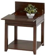 Progressive Daytona End Table - Regal Walnut Furniture