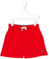 Ralph Lauren swim shorts - kids - Polyester - 4 yrs