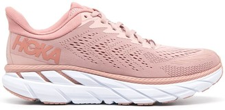 Hoka One One Clifton 7 low-top trainers