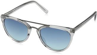 H Halston Womens Women's HH 616 Wayfarer Fashion Designer UV Protection Sunglasses