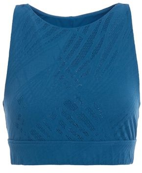 Koral Stretch-jacquard Sports Bra