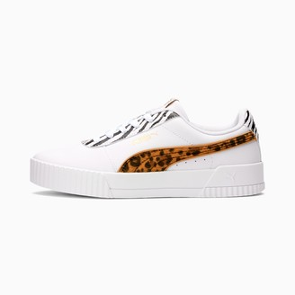 Puma Carina Animal Mix Women's Sneakers
