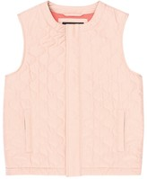 Loro Piana Kids Quilted vest
