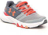 Under Armour Girl's Primed Breathable Mesh Lace Up Running Shoe