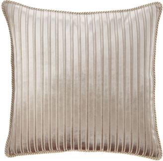 Dian Austin Couture Home Classic Damask Velvet Stripe European Sham