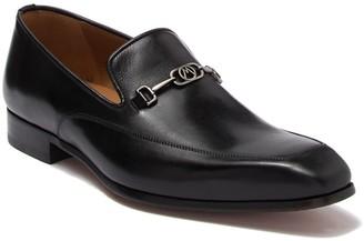 Mezlan Leather Bit Loafer