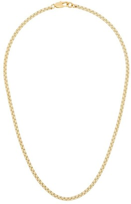 Laura Lombardi 14kt Gold-Plated Box Chain Necklace