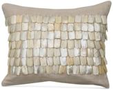 "Catherine Malandrino Locks 9"" x 12"" Decorative Pillow"