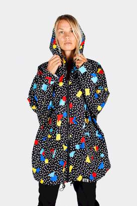 Insane In The Rain - Throwing Shapes Jacket - S