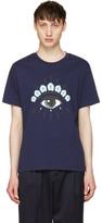 Kenzo Navy Limited Edition Eye T-Shirt