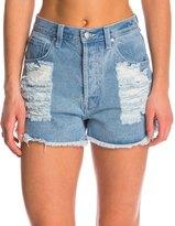 MinkPink Denim Slasher Shorts 8143407