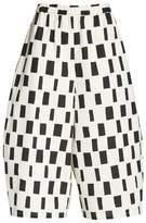 Junya Watanabe Checkered Crop Pants