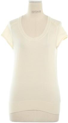 Hermes Beige Cotton Top for Women