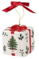 "Spode Christmas Tree Annual ""2016"" Gift Box Ornament"