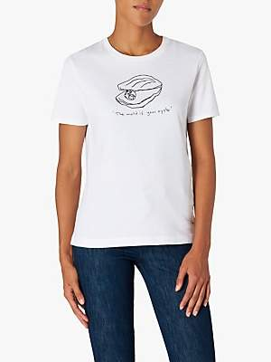 Paul Smith Oyster T-Shirt, White