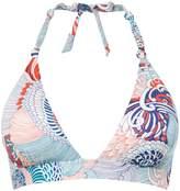 Huit Removable foam triangle bikini top