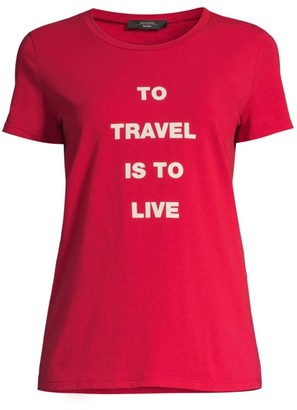 Max Mara Falla Travel T-Shirt