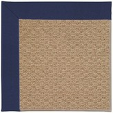 BEIGE Zeppelin Tufted Indoor / Outdoor Use Area Rug Longshore Tides Rug Size: Rectangle 9' x 12'