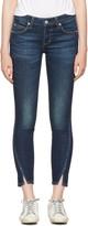 Amo Blue Twist Jeans