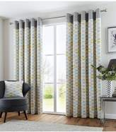 Very Copeland Lined Eyelet Curtains