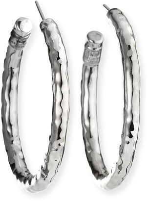 Ippolita 925 Glamazon Small Hoop Earrings, Post