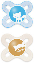 Mam Start Tender Newborn 2-Pack Pacifiers
