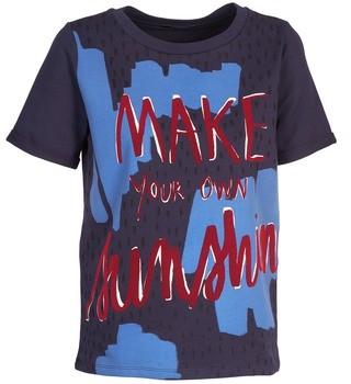 Kookai EDITH women's T shirt in Blue