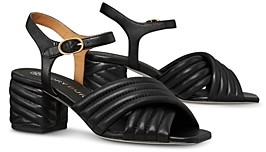 Tory Burch Women's Kira Block Heel Sandals