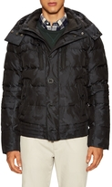 Jared Lang Men's Quilted Hooded Puffer Coat
