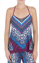 In Bloom by Jonquil Racerback Print Chemise