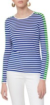 Akris Punto Women's Stripe Wool Pullover