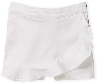 DL1961 Girls 7-16) White Rose Skort