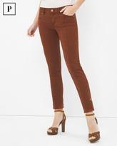 White House Black Market Petite Twill Skimmer Jeans