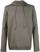 Juun.J classic hoodie - men - Polyester - 44