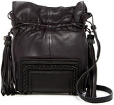 Sondra Roberts Medium Leather Crossbody