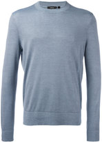 Theory fine strippe jumper