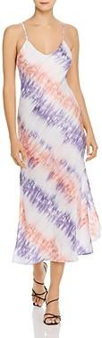 re:named apparel Re:Named Re: Named Tie-Dye Slip Dress - 100% Exclusive