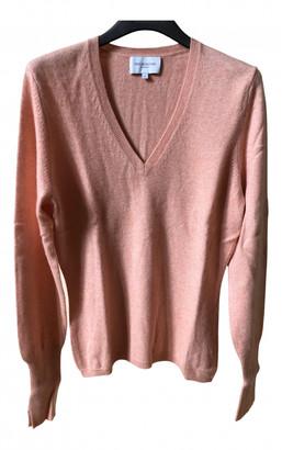 Eric Bompard Orange Cashmere Knitwear