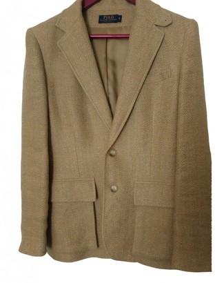 Polo Ralph Lauren Beige Linen Jacket for Women