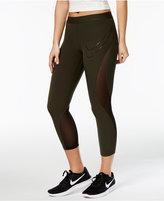 Nike Pro Hypercool Mesh Training Capri Leggings