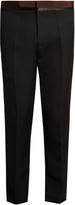 Haider Ackermann Slim-leg wool trousers