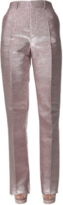 DSQUARED2 lurex silk pants