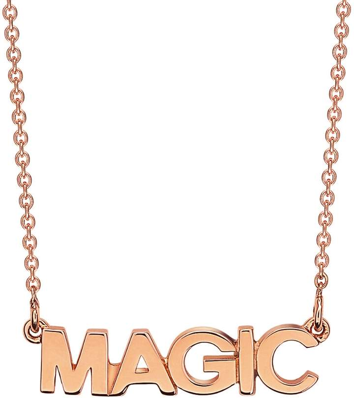 ginette_ny Fairy Magic Necklace - Rose Gold