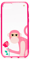 Kate Spade Monkey With Rose iPhone 7 Case