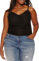 Boutique + Ashley Nell Tipton for + Knit Tank Top-Plus