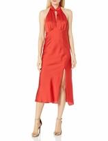 Finders Keepers Finderskeepers findersKEEPERS Women's Gabrielle Sleeveless Midi Dress with Slit
