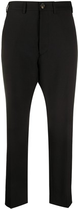 Vivienne Westwood High-Waisted Cropped Trousers