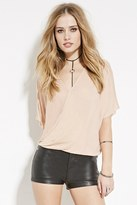 Forever 21 FOREVER 21+ Surplice Top