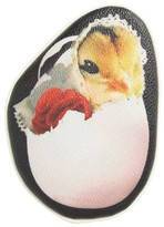 Undercover Chick Coin Purse - Black